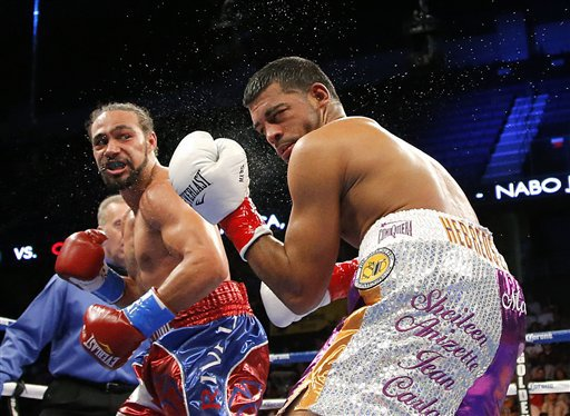 Keith Thurman, Carlos Quintana